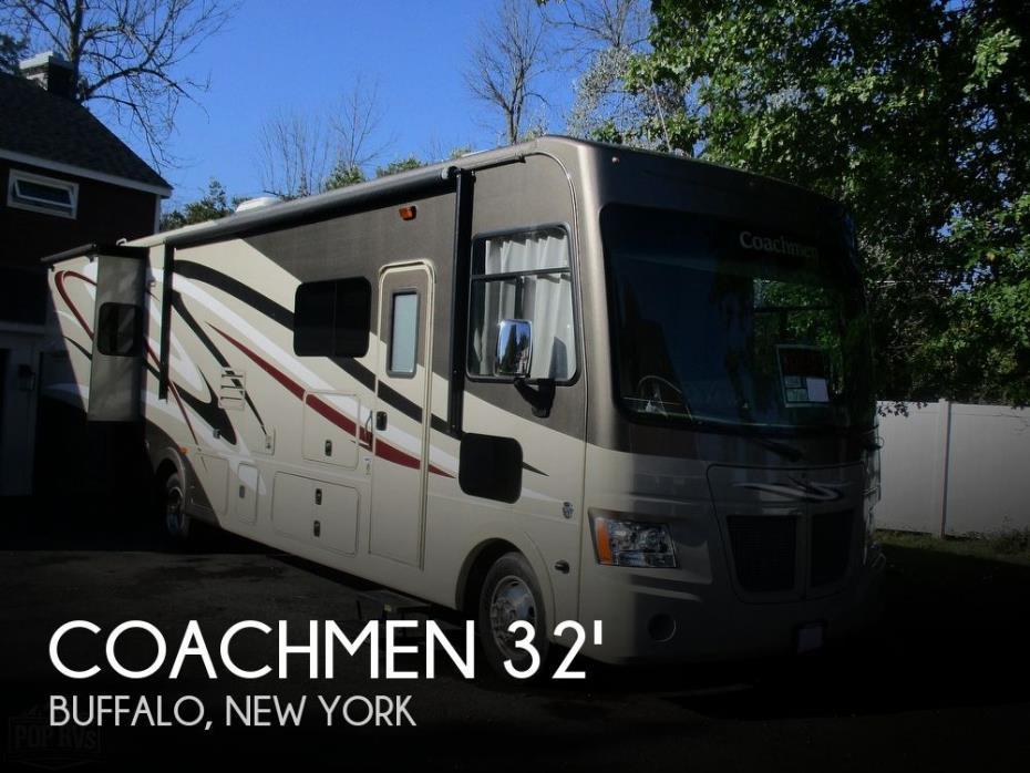 2014 Coachmen Mirada 32UD