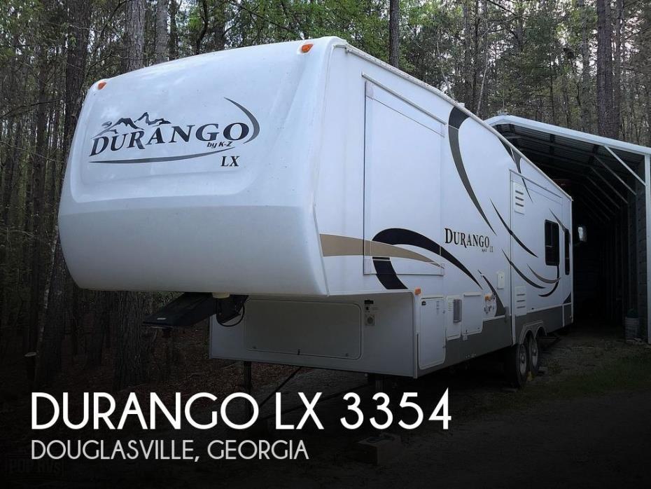 2008 KZ Durango LX 3354