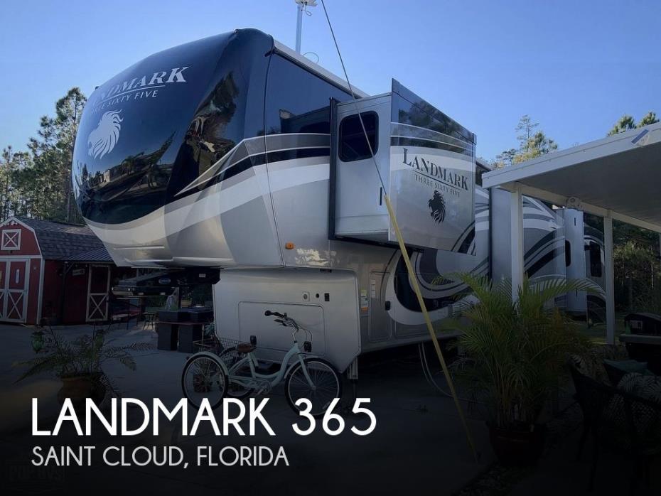 2016 Heartland Landmark 365