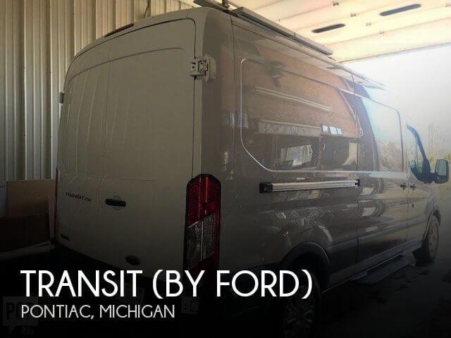 2017 Transit (by Ford) 250 MR Cargo Van