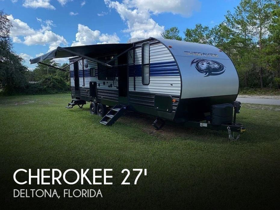 2021 Forest River Cherokee 274BRB LIMITED