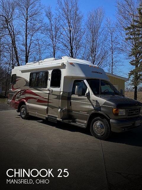 2005 Trail Wagons Chinook 25