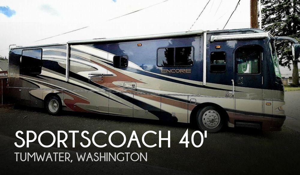 2007 Coachmen Encore 40TS