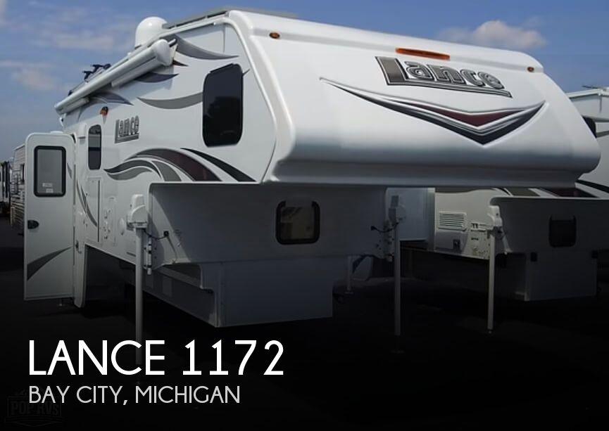 2018 Lance Lance 1172