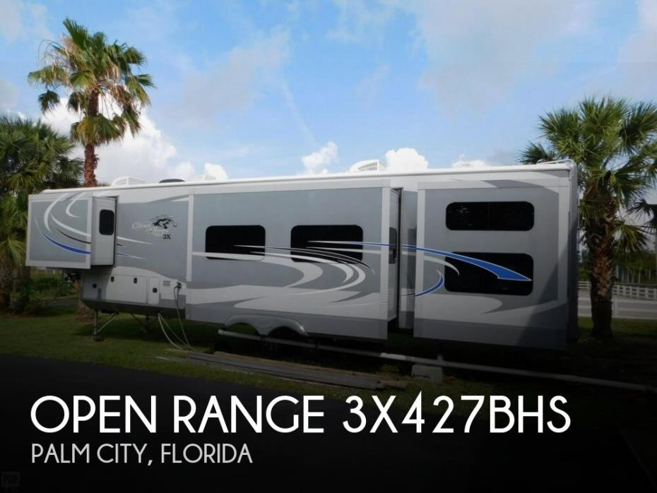 2016 Highland Ridge Open Range 3X427BHS