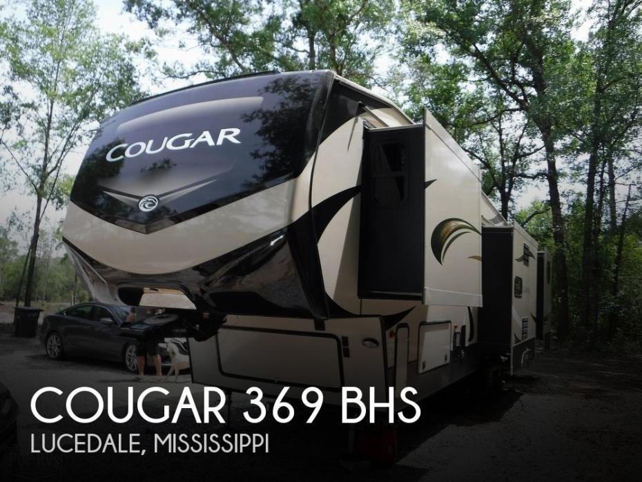 2019 Keystone Cougar 369 BHS