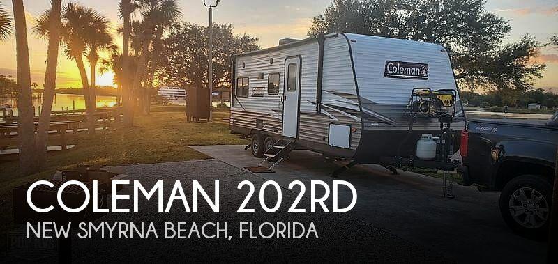 2021 Dutchmen Coleman 202rd