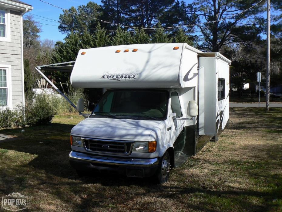 2007 Forest River Forester 3161S
