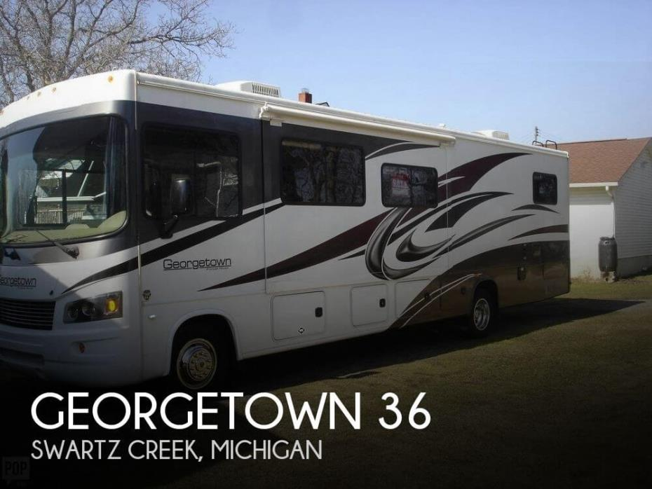 2013 Forest River Georgetown 36