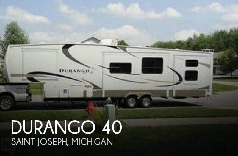2009 KZ Durango 40