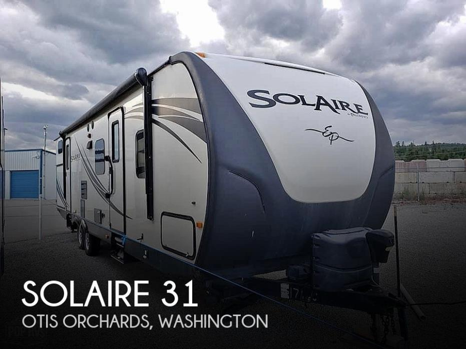 2014 Palomino SolAire 317 BHSK