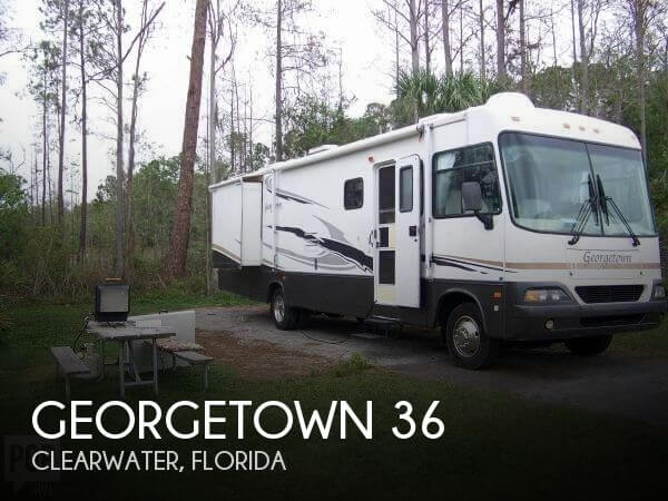 2004 Forest River Georgetown 359 TS