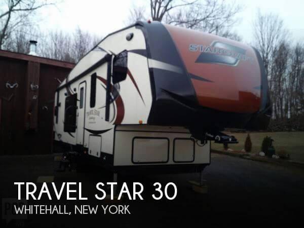 2016 Starcraft Travel Star 276 RKS