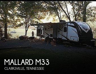 2019 Heartland Mallard M33