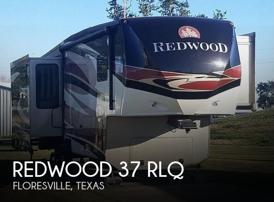 2013 CrossRoads Redwood 36FB