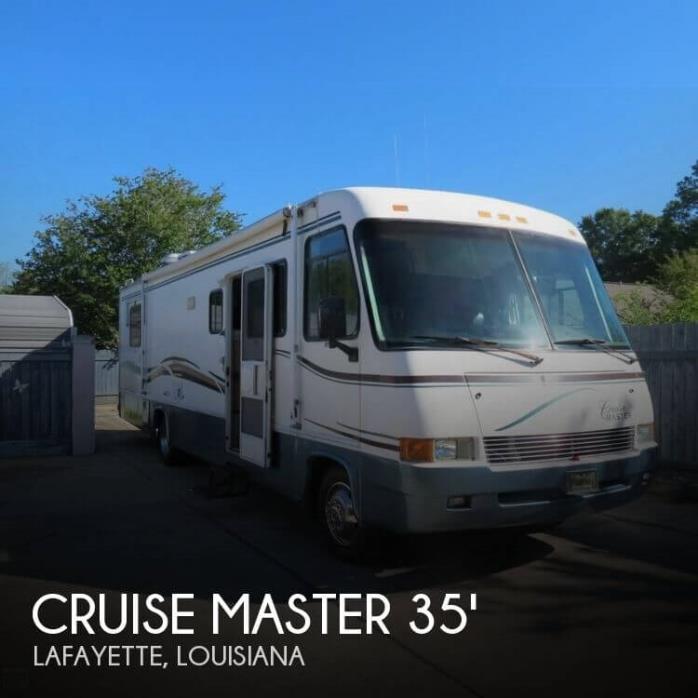 1998 Georgie Boy Cruise Master 3515 S/O