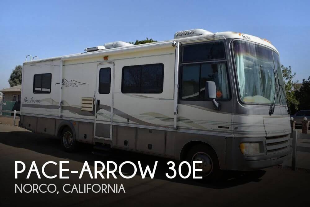 1998 Fleetwood Pace-Arrow 30E