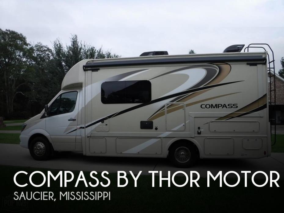 2019 Thor Motor Coach Thor Motor Coach Compass 24TF