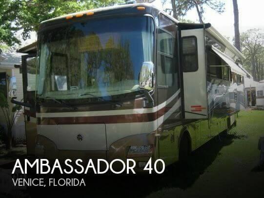 2008 Holiday Rambler Ambassador 40