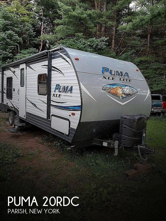 2017 Forest River Puma 20RDC