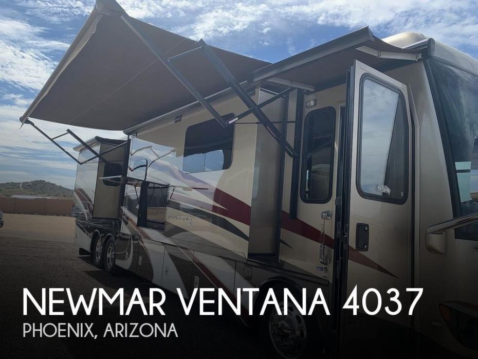 2015 Newmar Ventana 4037