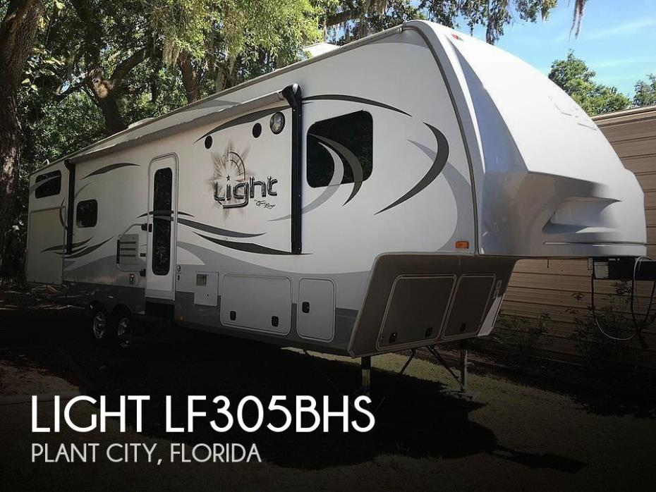 2014 Open Range Light LF305BHS