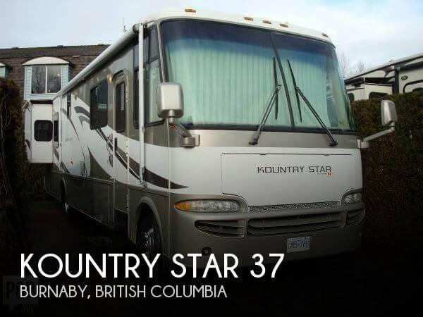2005 Newmar Kountry Star 37