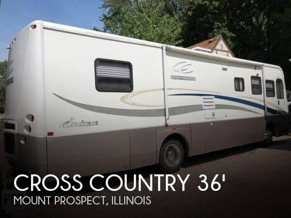 2002 Coachmen Cross Country 354 MBS