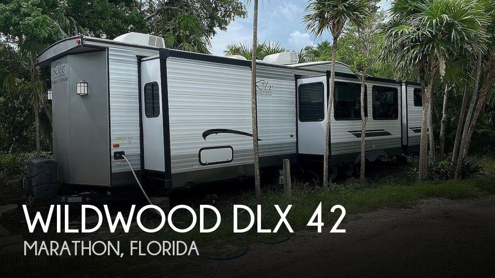 2019 Forest River Wildwood DLX 42QBQ