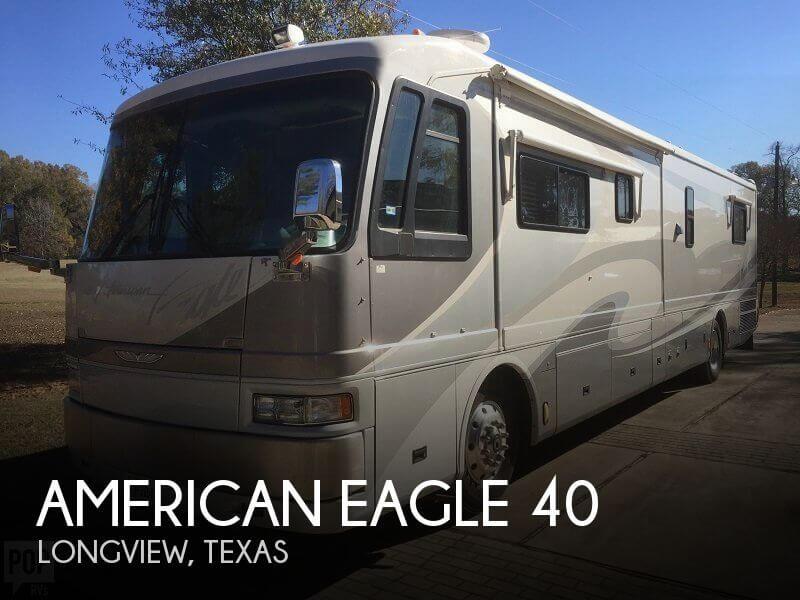 1999 Fleetwood American Eagle 40 EVS