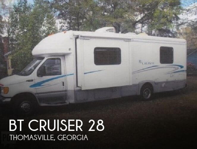 2004 Gulf Stream BT Cruiser 28
