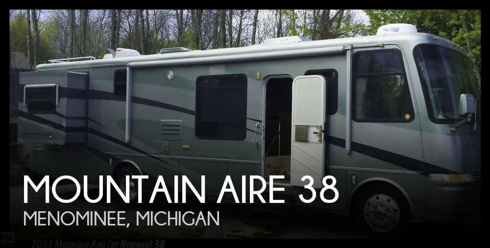 2003 Newmar Mountain Aire 38