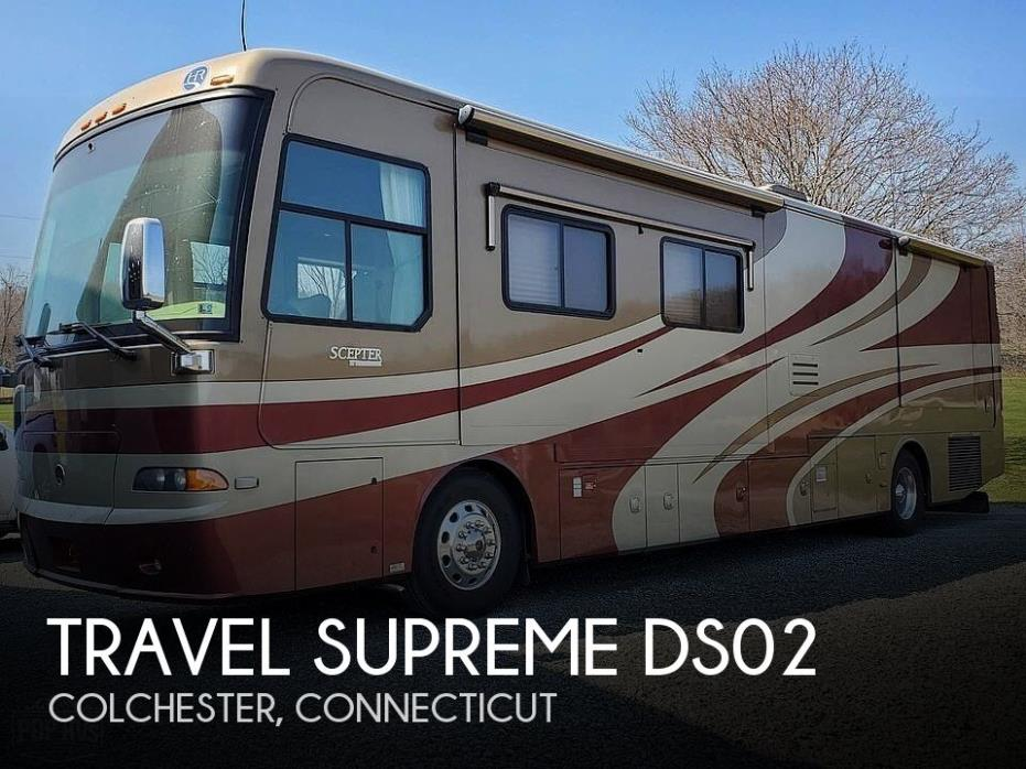 2002 Travel Supreme Travel Supreme 38DS02