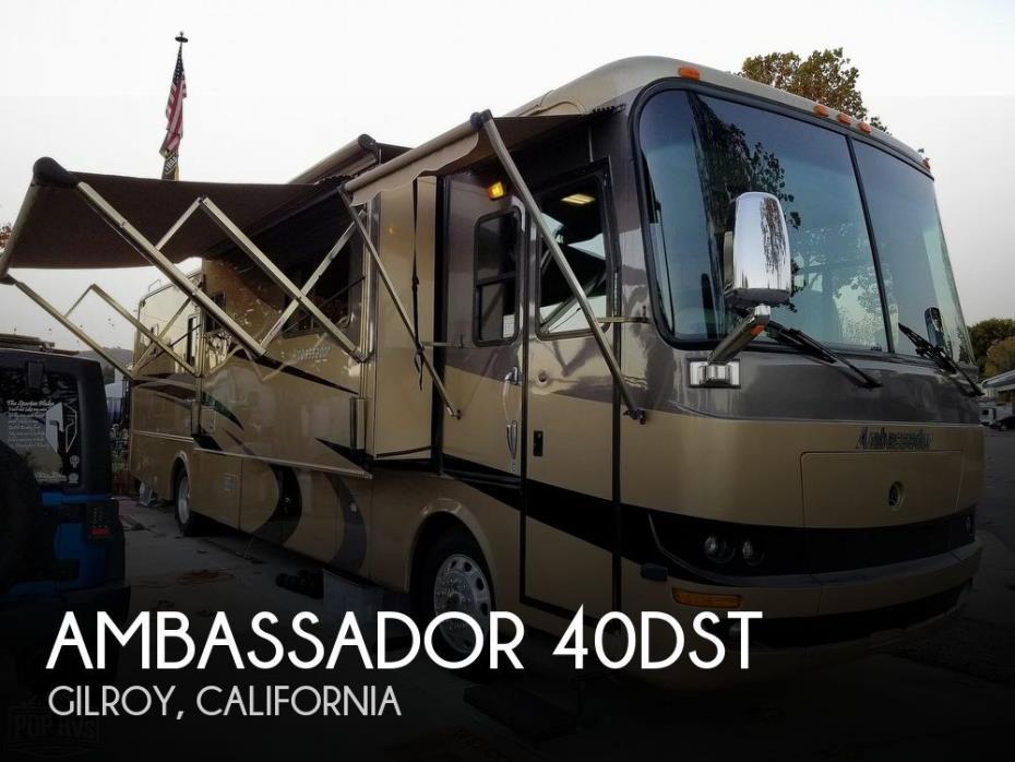 2005 Holiday Rambler Ambassador 40DST