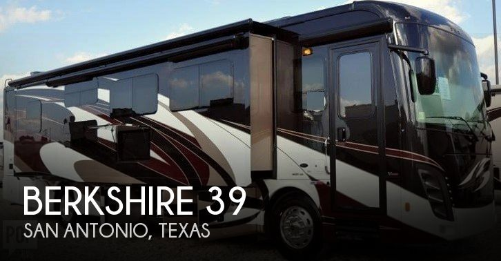 2018 Forest River Berkshire 38A