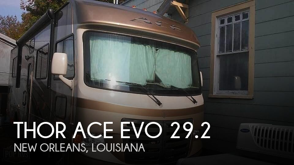 2012 Thor Motor Coach A.C.E. Evo 29.2