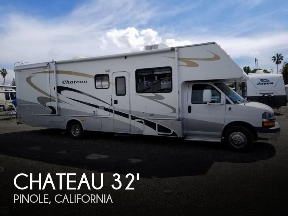 2007 Thor Motor Coach Chateau Four Winds 31F Workhorse