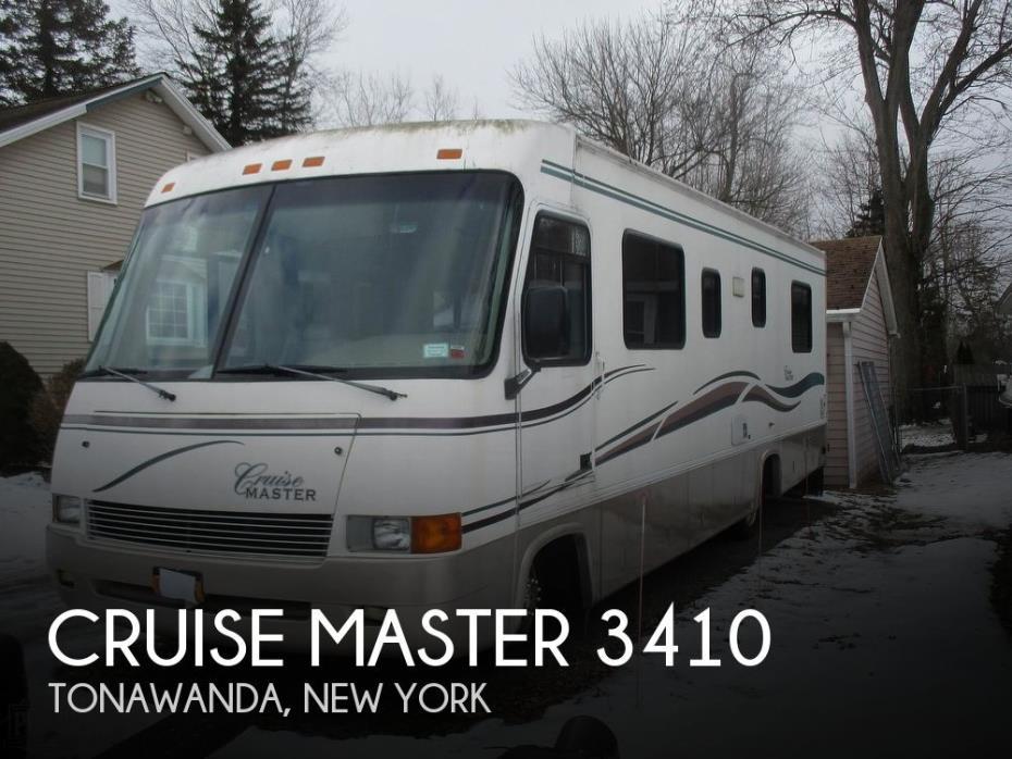 1998 Georgie Boy Cruise Master 3410