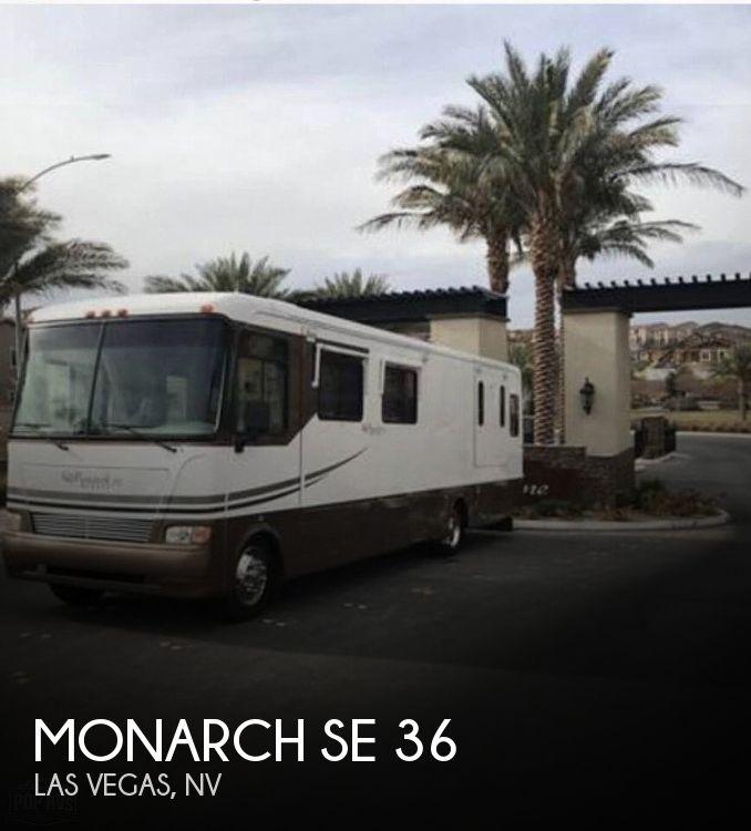 2004 Monaco Monarch SE 36