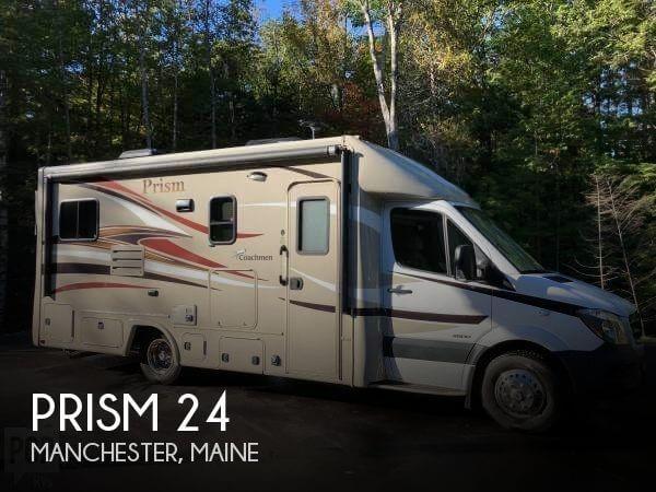 2016 Coachmen Prism 24G