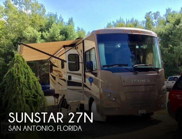 2015 Itasca Sunstar 27N