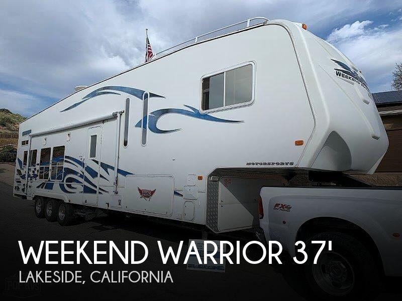 2007 Weekend Warrior Weekend Warrior 3705CR