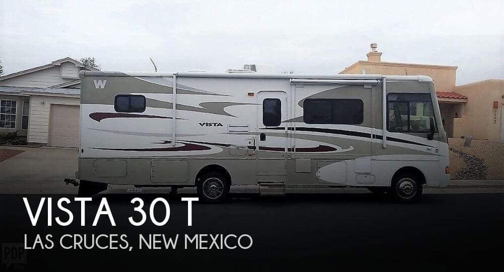 2012 Winnebago Vista 30 T