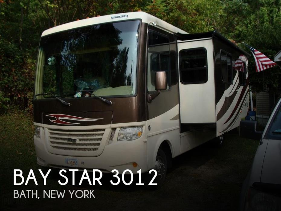 2013 Newmar Bay Star 3012
