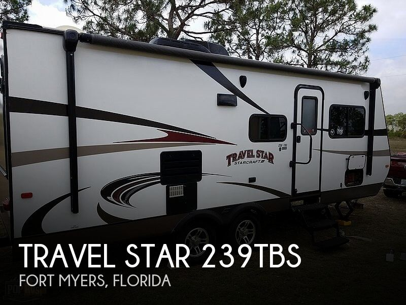 2015 Starcraft Travel Star 239tbs