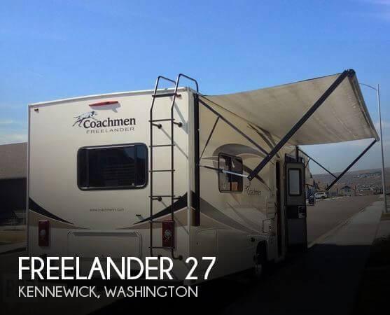 2017 Coachmen Freelander 27
