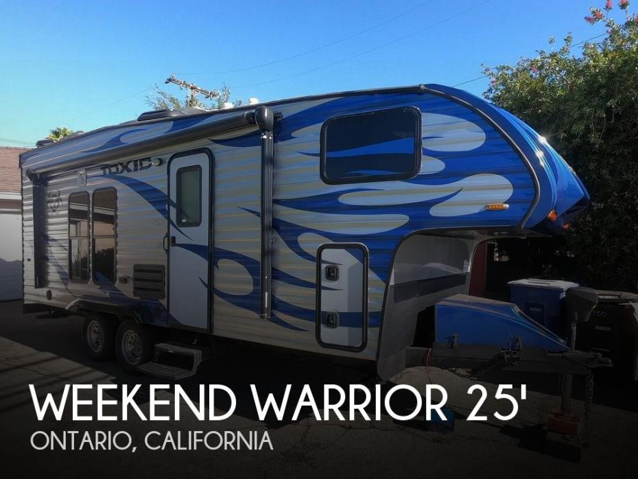 2017 Weekend Warrior Weekend Warrior NS1900 TOXIC (10' Garage)