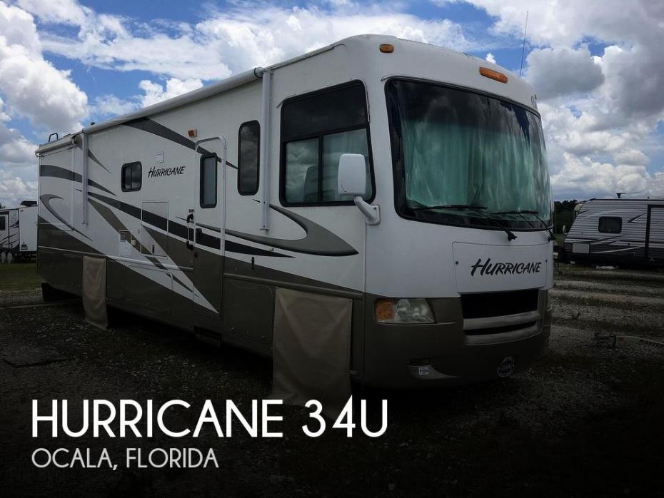 2010 Thor Motor Coach Hurricane 34U
