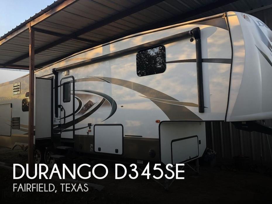2014 KZ Durango D345SE