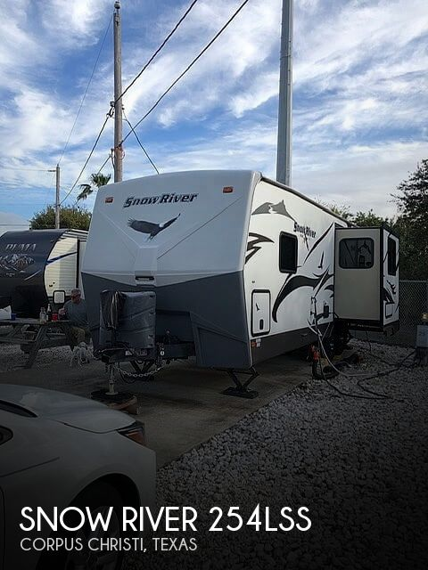 2015 Northwood Snow River 254LSS